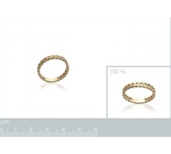 Chain - Gold-Plated Ring-alt