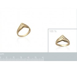 Celtic - Gold-Plated Ring
