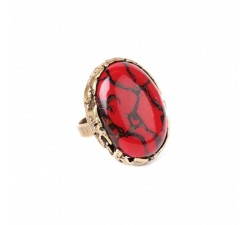 Socotra - Red Ring - Nature Bijoux