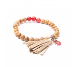 Cheyenne - Stretch Bracelet - Nature Bijoux