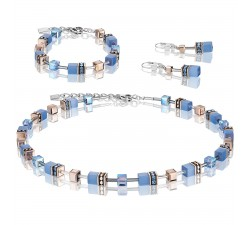 4016 Light Blue - Necklace Cœur de Lion-alt