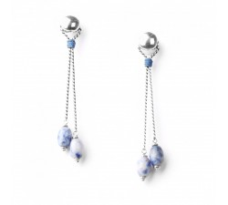 Cyclades - Chain Earrings - Nature Bijoux