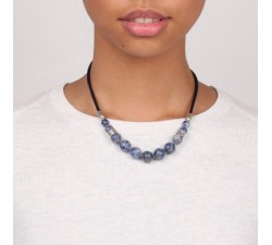 Cyclades - Blue Pearl Necklace - Nature Bijoux-alt