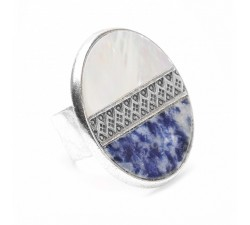 Cyclades - Large Ring - Nature Bijoux