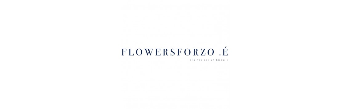 Women's jewelery with colored leathers of the French brand Flowers for Zoé