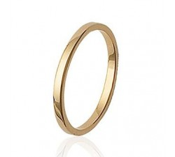 Basic - Gold-Plated Ring